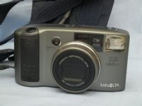 * CASED* Minolta Riva Zoom 140EX Camera £12.99